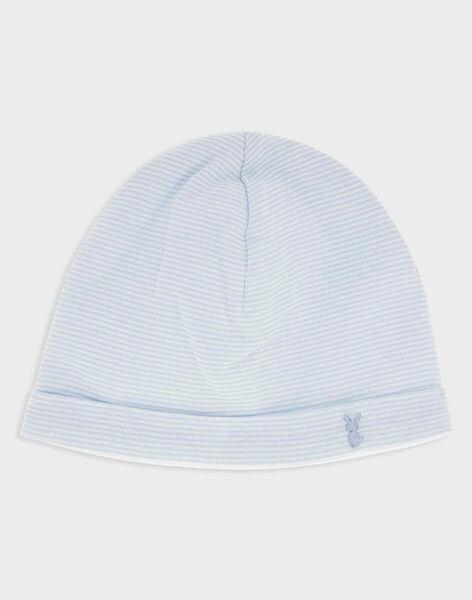 Medium blue Newborn cap RYGUY / 19E0AGI1BNA208