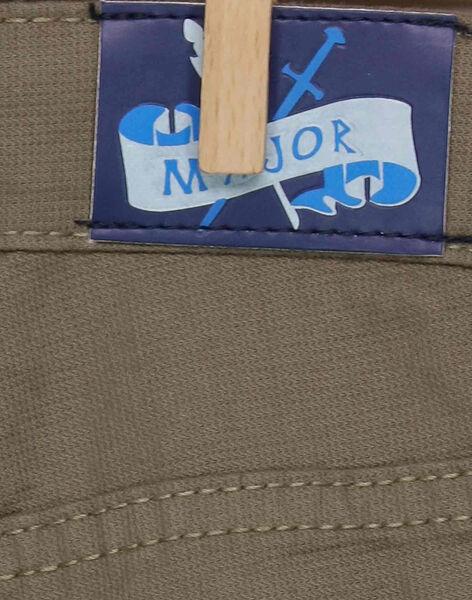Kaki pants RACERAGE / 19E3PG42PAN604