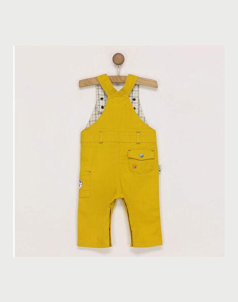 Yellow Overalls RACEDRIC / 19E1BG61SALB106