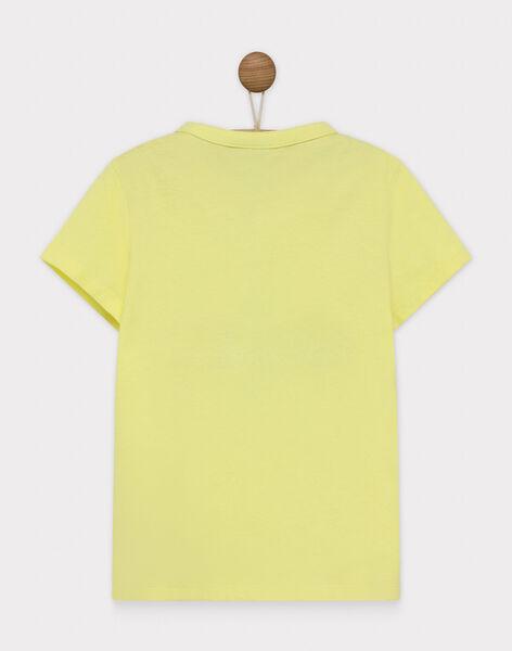 Off white T-shirt RUALOUAGE / 19E3PGP2TMCA007