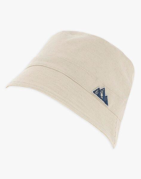 Heather beige Hat TOBORSAGE / 20E4PGQ2CHAA011