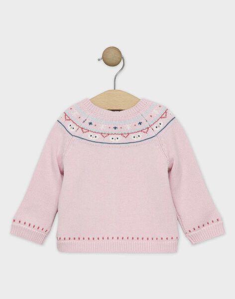 Pink Cardigan SASOPHIE / 19H1BFN1CARD326