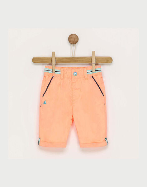 Orange Cropped RAGINO / 19E1BGD1PCOE403