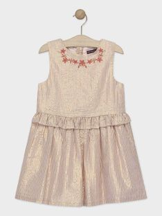 Pink Dress TYOGETTE / 20E2PF23ROBD300