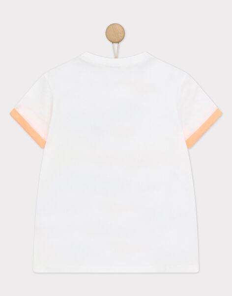 White T-shirt RUACIAGE / 19E3PGP1TMC000