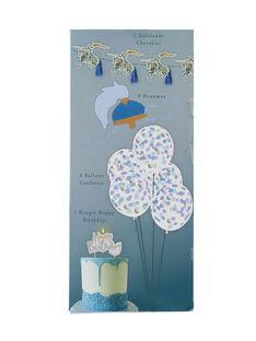 Water blue Birthday box ROANIBOY / 19EZENX2CAN213
