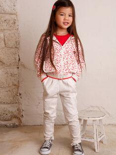 Jogging child girl ZLYMIETTE / 21E2PFK1JGBA011