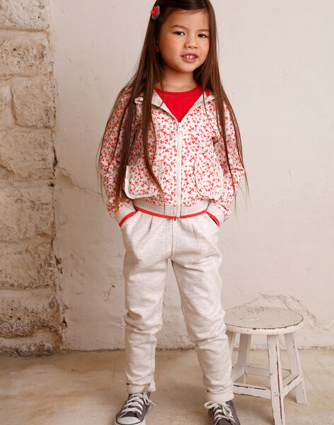 Jogging child girl ZLYMIETTE / 21E2PFK1JGBA011