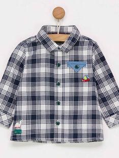 Navy Shirt PAMARCUS / 18H1BGH1CHM713