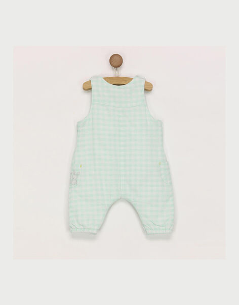 Light green Overalls RYALADIN / 19E0CG11SAL602