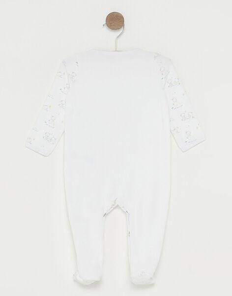 White Romper TUVIANEY  B / 20E0NGR1GRE000