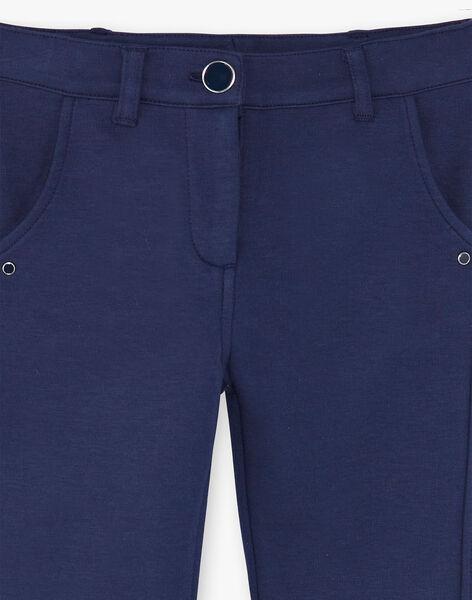 Children's pants girl ZLUPETTE1 / 21E2PFK1PANC214