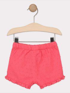 Red Shorts TAVERO / 20E1BFX1SHOF507