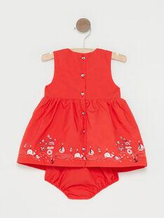 Red Chasuble dress TATAMARA / 20E1BFW1CHSF503