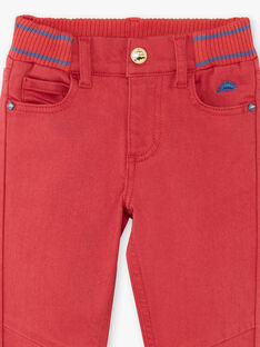 Children's boy pants ZEFAGE / 21E3PGB1PAN506
