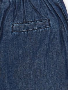 Dark blue denim pants ZACAMILLE / 21E1BFI1JEAK005