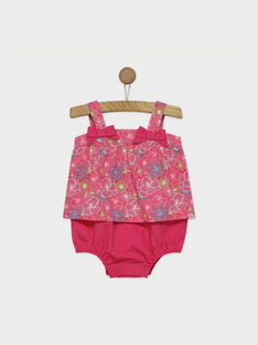 Rose Romper RATIBAI / 19E1BFP1BAR309