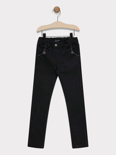 Black pants SAPOLETTE 1 / 19H2PF91PAN090
