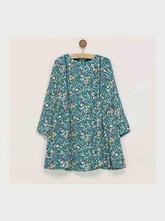 Green Dress RADYVETTE / 19E2PF61ROBG618