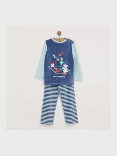Blue Pajamas REBARAGE / 19E5PG73PYJ703