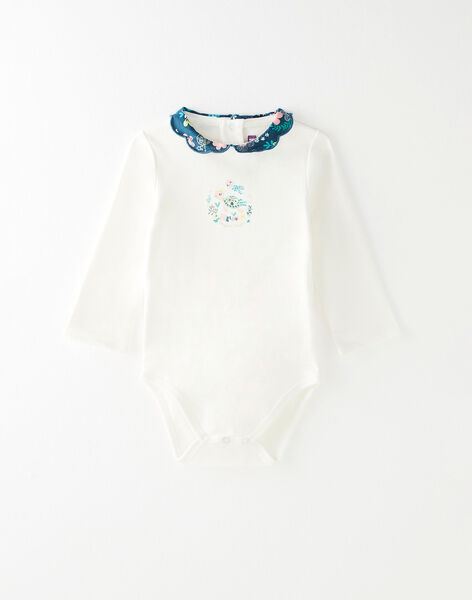 Off white BODY SUIT VAGIANE / 20H1BFL2BOD001