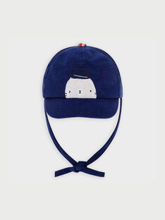 Blue denim Hat RANATHEO / 19E4BGE1CHA704