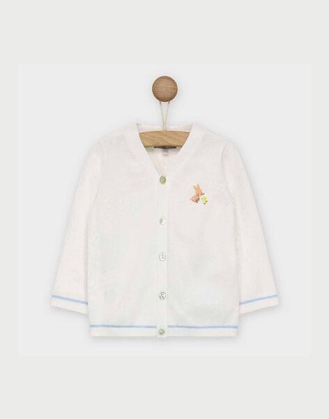 Off white Waistcoat RALEON / 19E1BGF1GIL001