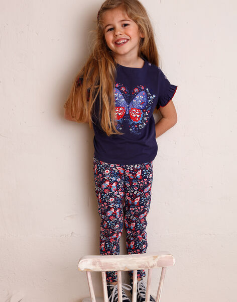 Leggings child girl ZOLOGETTE / 21E4PFB1CAL216