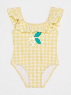 Yellow SWIMSUIT TIDUETTE / 20E4PFI1D4K010