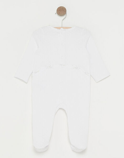 White Romper TUVANDY / 20E0NMR2GRE000