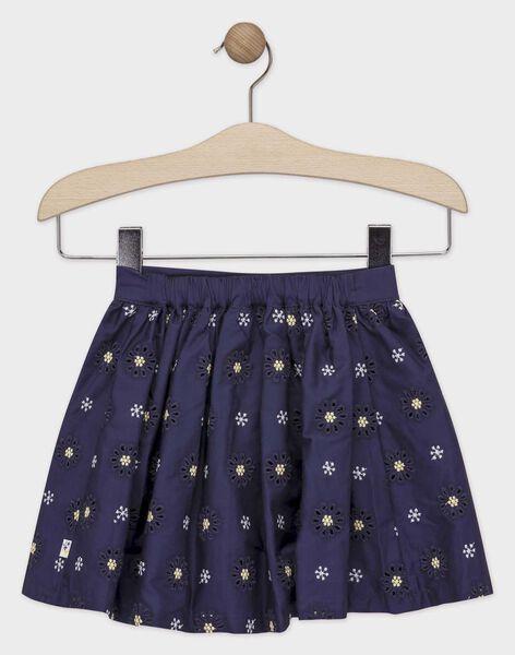Navy Skirt TOIJUETTE / 20E2PFO1JUPC204