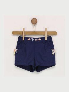 Navy Shorts RAILGA / 19E1BFD1SHO070