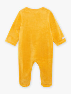 Golden yellow PAJAMAS BECLEMENT / 21H5BG71SPY106