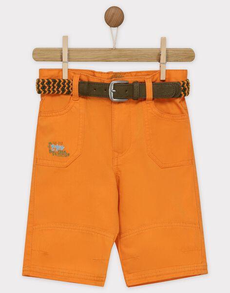 Orange Bermuda RUXOLAGE / 19E3PGQ2BER400