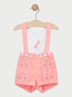 Pink Shorts TAQALY / 20E1BFP1SHOD323