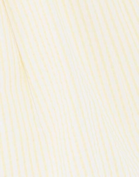 Yellow SKIRT ZIJUPETTE / 21E2PFO1JUPB104