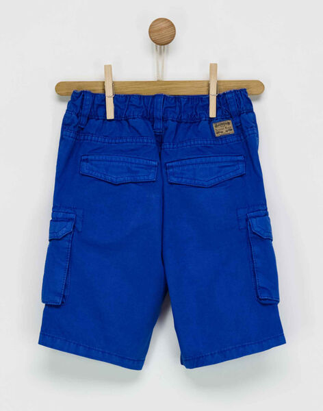 electric blue Bermuda NABLOPAGE4 / 18E3PGO4BER217
