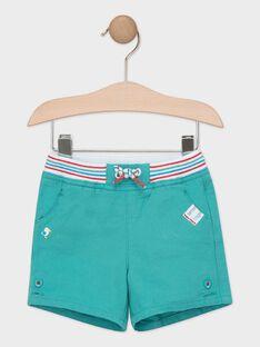 Medium turquoise Shorts TAUMFREY / 20E1BGW1SHO209
