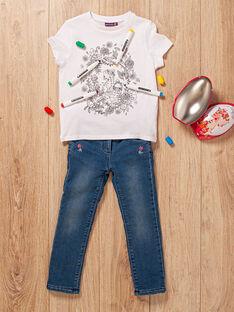 White T-shirt TUTUETTE 3 / 20E2PFU2TCT000