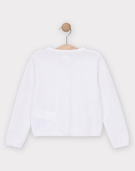 Off white Cardigan TUCAETTE / 20E2PFH2CAR001