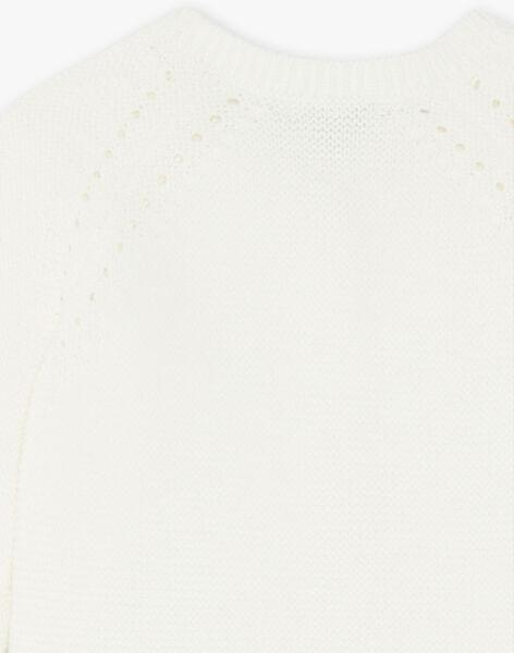 Off white CARDIGAN ZABILLIE / 21E1BF71CAR009