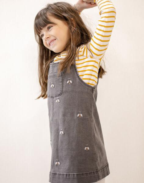 Children's dress girl ZEBALETTE / 21E2PF91CHSJ912