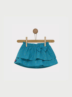 Turquoise Skirt RARYANE / 19E1BFM1JUP202