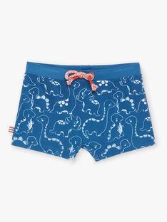 Dinosaur blue swimsuit ZIETIENNE / 21E4BGX1MAIC230