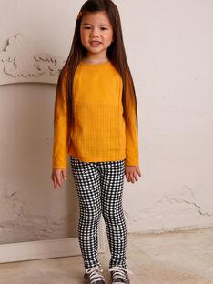Leggings child girl ZECOETTE / 21E4PF91CAL090