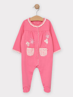 Pink Romper TESOLINE / 20E5BF77GRED325
