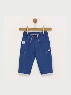Blue denim pants RANINO / 19E1BGE1PAN704