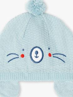 Greyish blue CAP VAHAJA / 20H4BGI3BON205