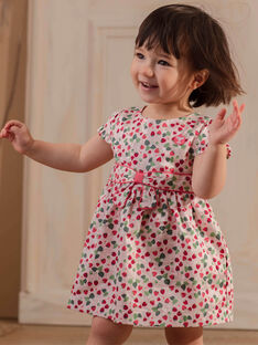 Pale rose DRESS ZAAURELIE / 21E1BFM1ROB301
