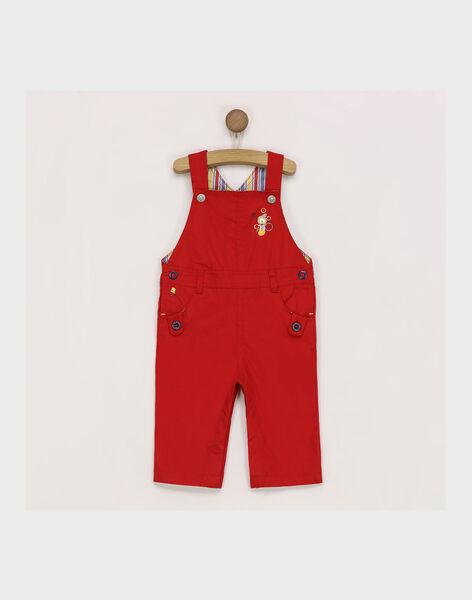 Red Overalls RAERWAN / 19E1BGC1SAL505